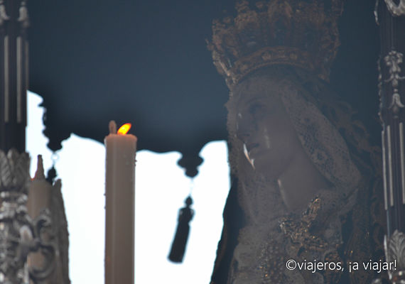 MIERCOLES. Maria del Mayor Dolor
