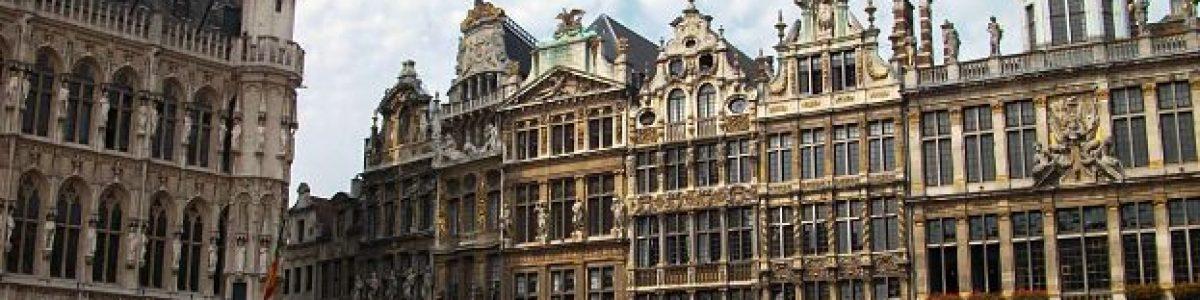 Bruselas. Grand Place
