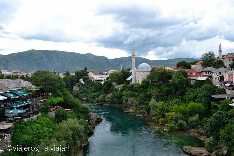 Mostar. mezquita