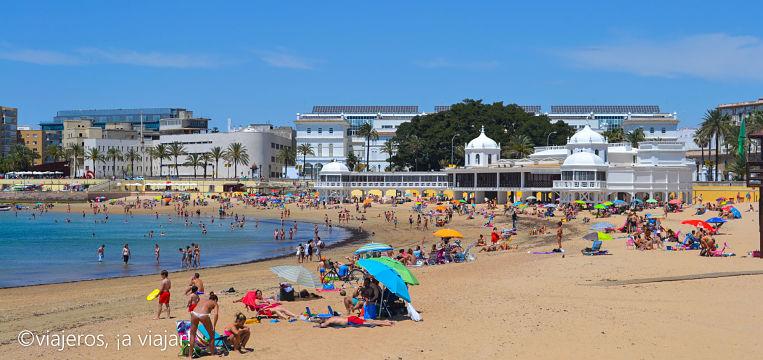 Cádiz. La caleta