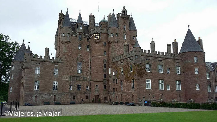 Escocia, Castillo de Glamis