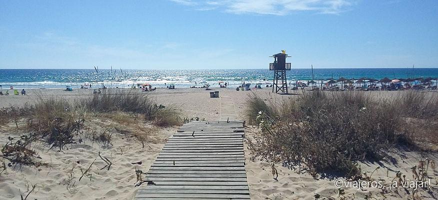 Playa de Zahara de los Atunes. Andalucia