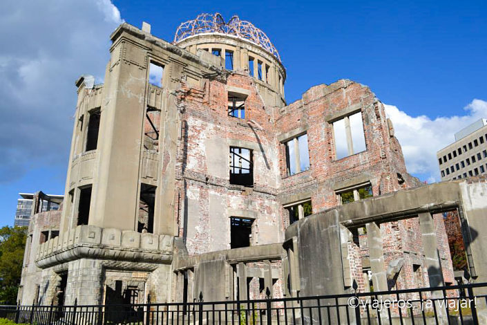 Hiroshima. Dome