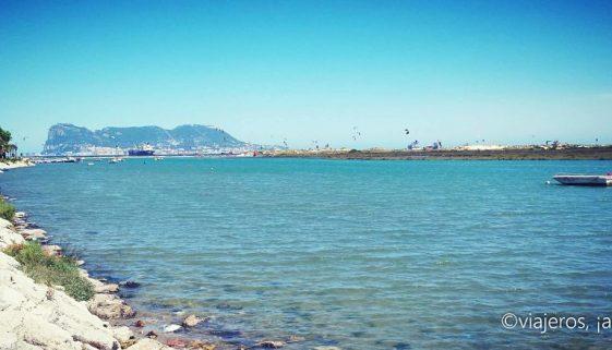 desembocadura rio Palmones