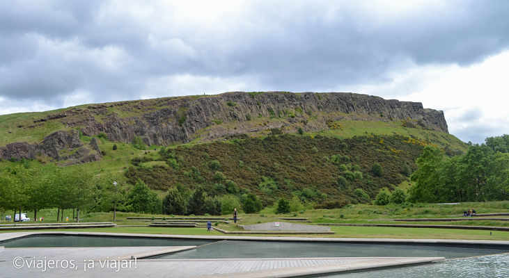 Edimburgo. Arthur's seat