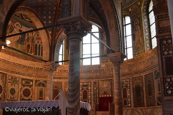 Basílica en Porec, Istria