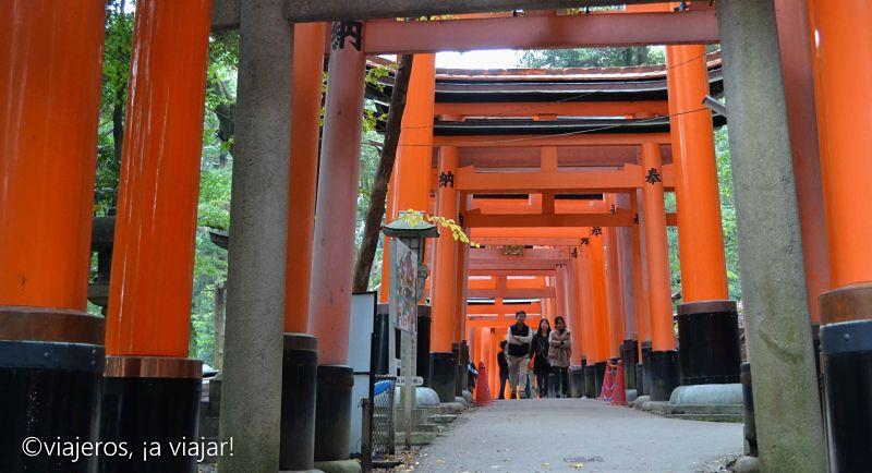 Templos de Kioto - Fushimi Inari