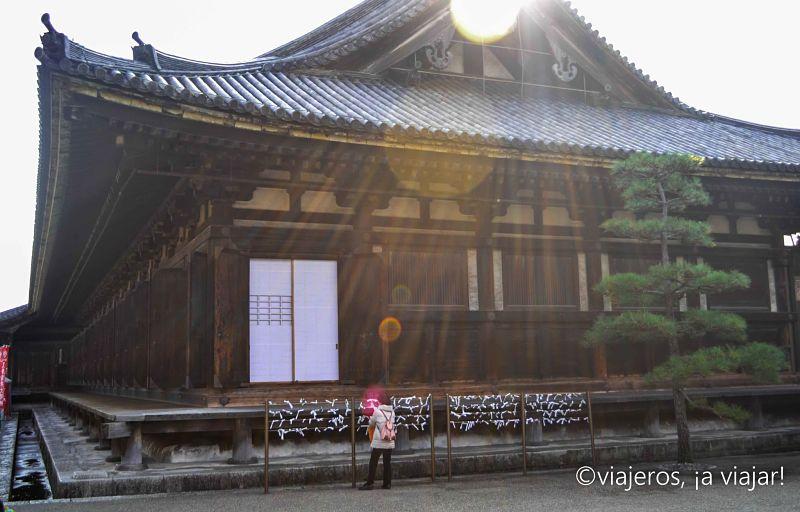 Templos de kioto Sanjusangendo