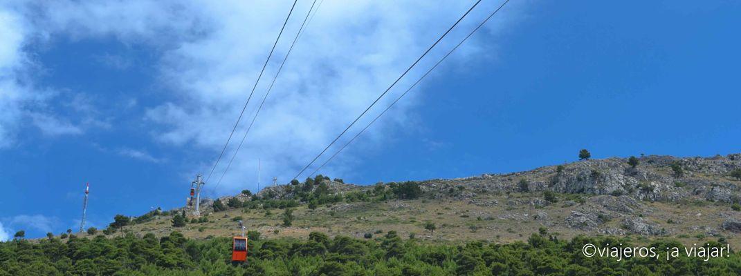 Telesférico- Dubrovnik
