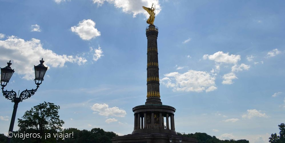 Berlin. Columna Victoria
