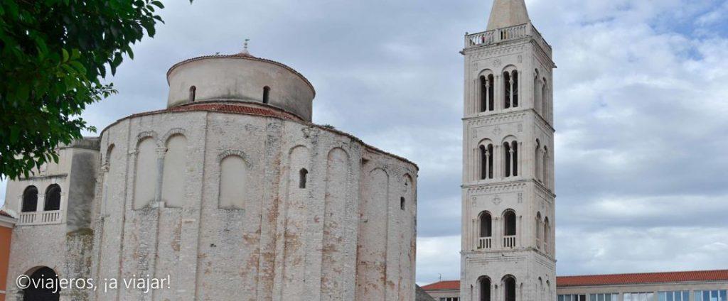 Zadar. Iglesia de San Donato