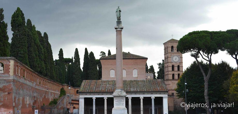 San Lorenzo Extramuros. Roma y Campania