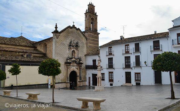 PUEBLOS ENCANTO. Iglesia Priego