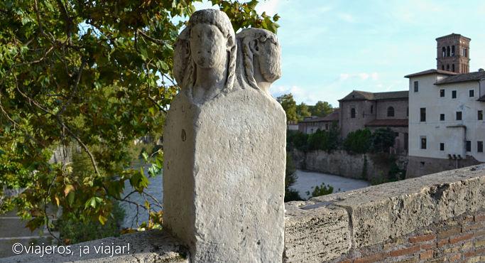 Roma Antigua. Ponte Fabricio