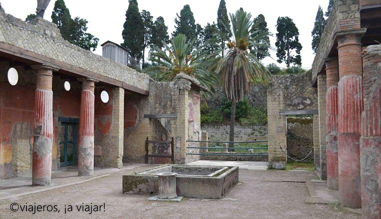 Pompeya, Herculano y Vesubio