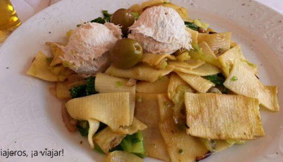 Gastronomia croata. Pasta