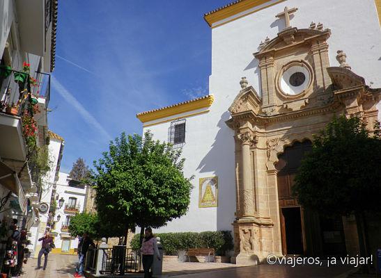 Iglesia de la Encarnación, Marbella