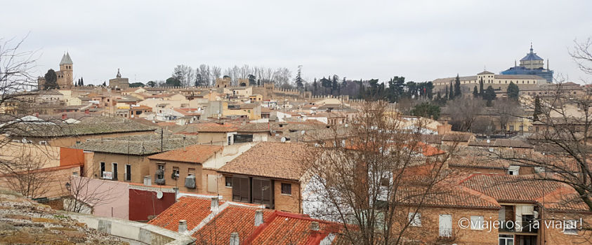 Vista del Hospital de Tavera, Toledo