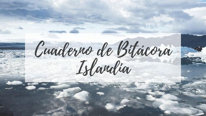 Cuaderno de Bitácora Islandia