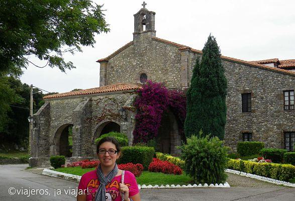 Pueblos cantabros. Ermita