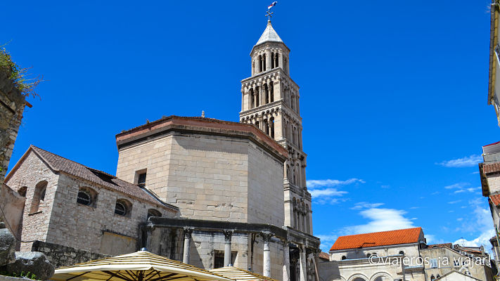SPLIT - Catedral de Sto Domingo Croacia