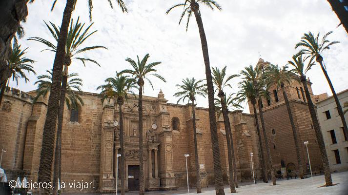 ALMERIA. Catedral de Almería