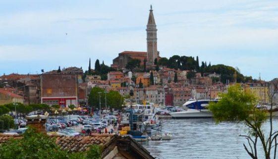 Bitácora por los Balcanes. Rovinj