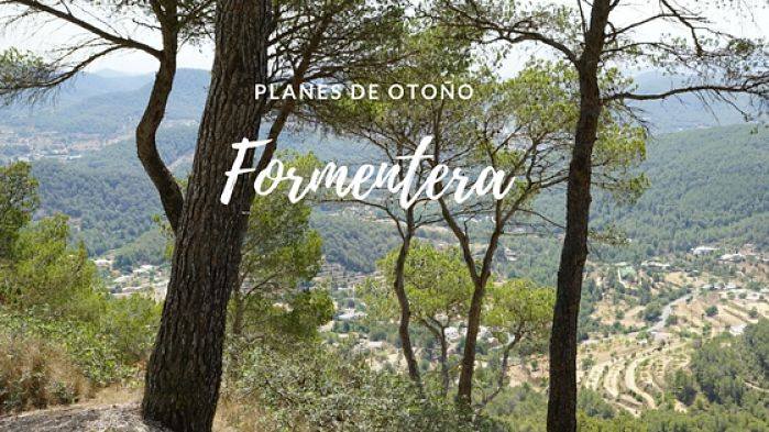 Planes otoño en Formentera