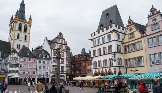 TREVERIS. Hauptmarkt
