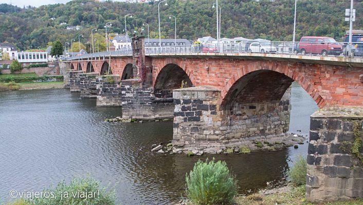 TREVERIS. Puente romano
