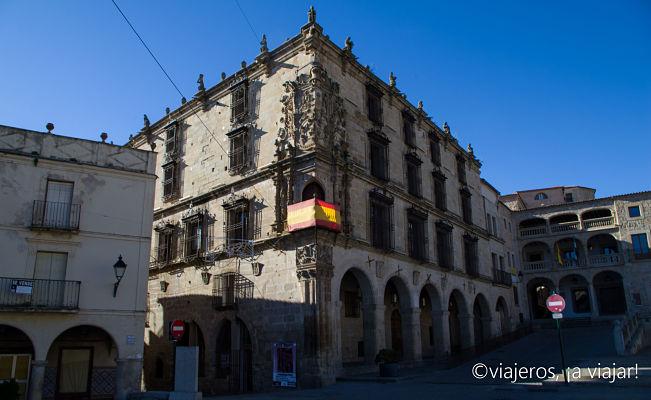 TRUJILLO. Palacio Marques Conquista