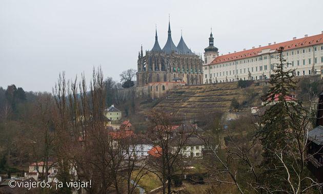 VIAJE Praga - Budapest. Kutna Hora