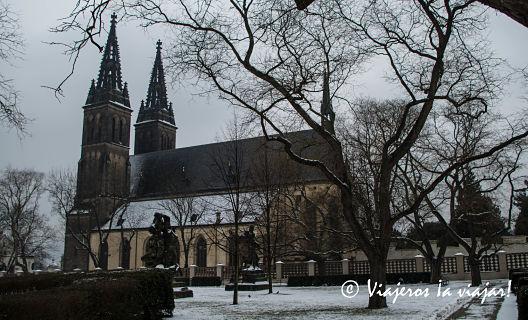 Praga. Vysehrad