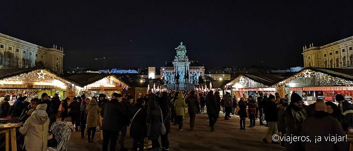 Mercado Maria-Theresien-Platz