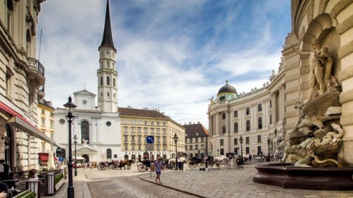 dormir en Viena a buen precio centro