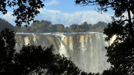 Cataratas Victoria Zimbabue