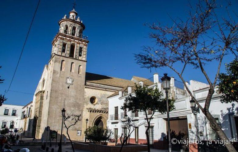 Sanlúcar. Iglesia Virgen de la O