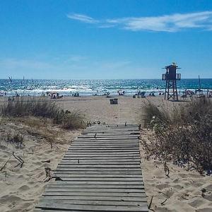 Senderismo y playas