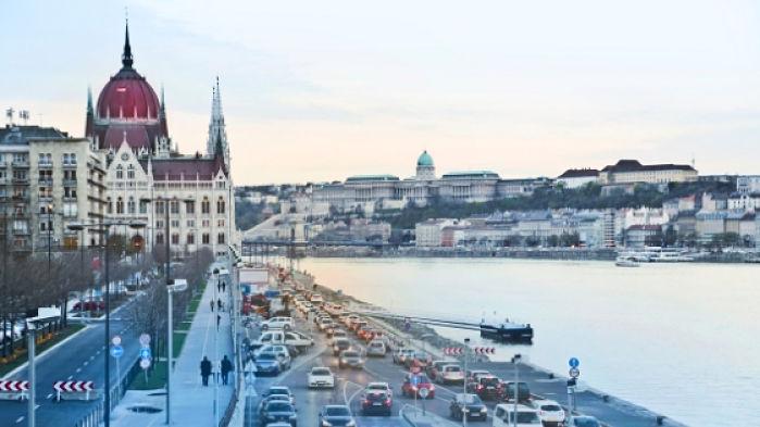dormir en Budapest