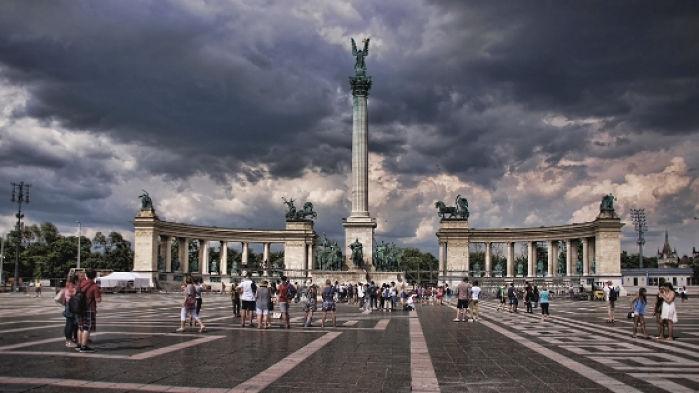 Dónde dormir Budapest