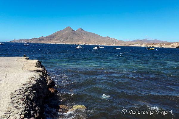 Visita a la Isleta del Moro