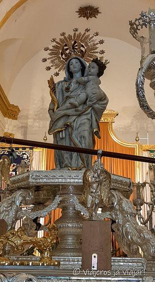 Romería de la Virgen de la Palma