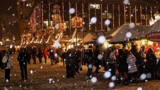Nuremberg en Navidad