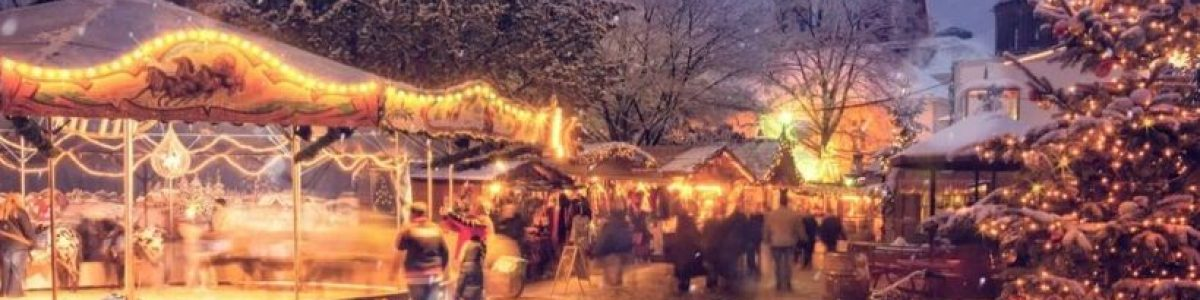 Mercadillos navideños de Europa