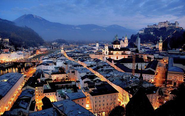Salzburgo, destino para 2020