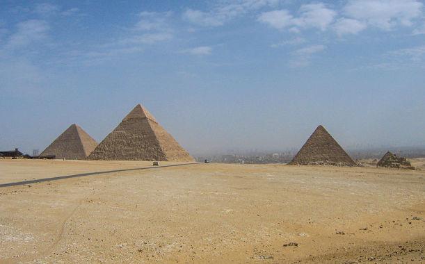 El Cairo, pirámides 2020