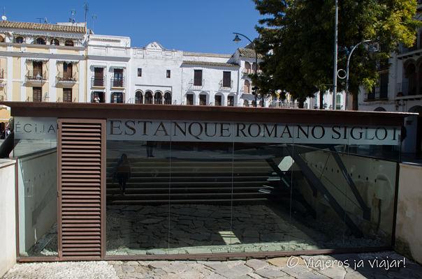 Estanque romano
