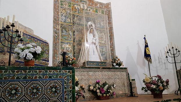 Virgen de Tentudía