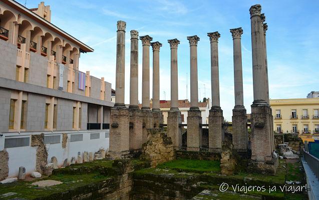 Teatro romano de Córdoba