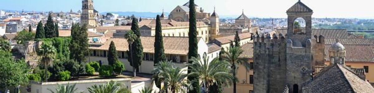 Vistas de Mezquita y Alcázar de Córdoba